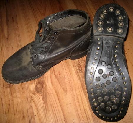 Ботинки РККА